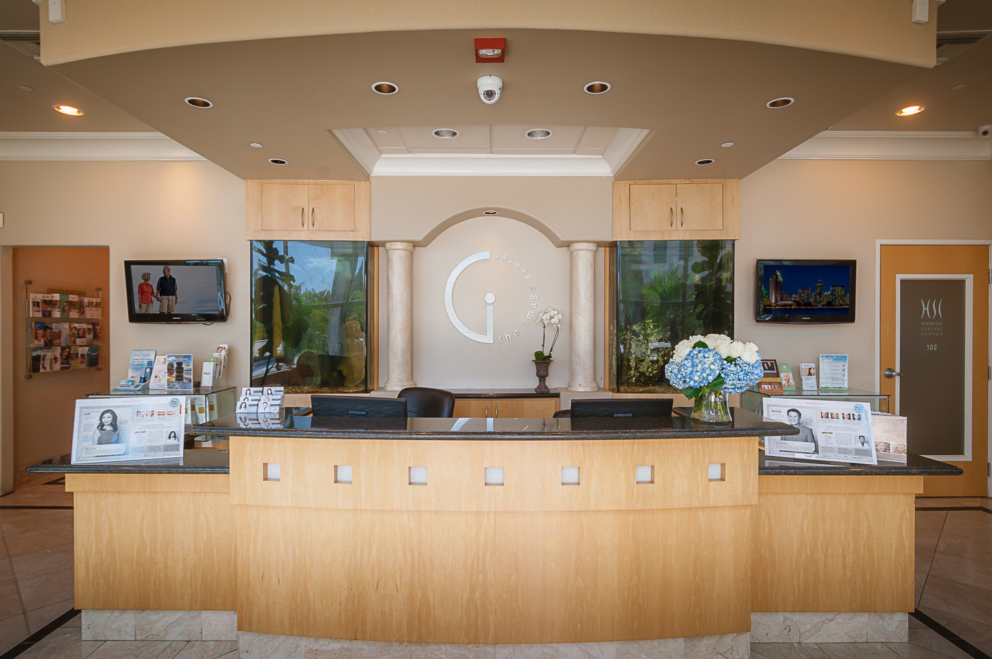 Gencore Center Front Desk Image
