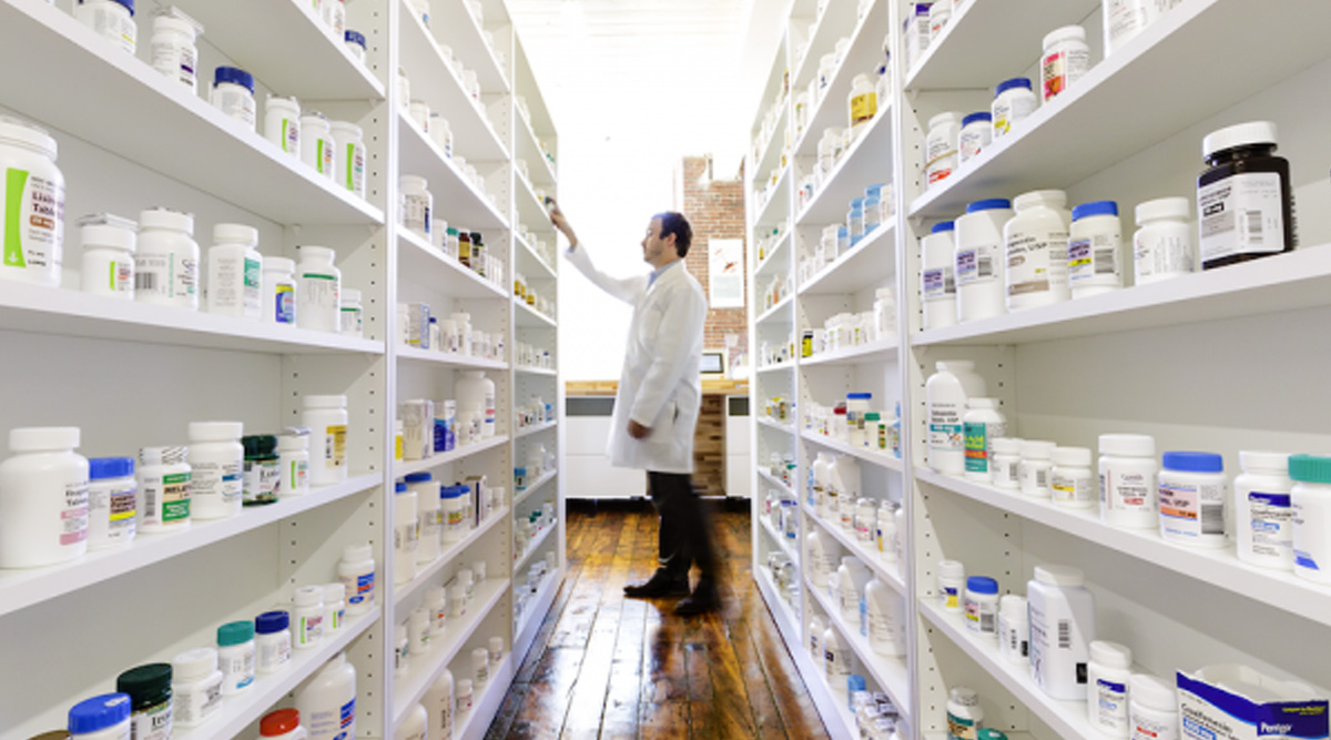 Announcing A Pharmacy On Lien